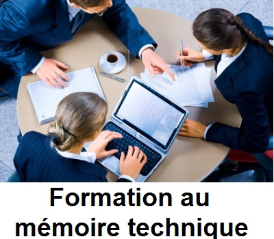 Formation mémoire technique